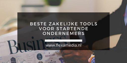 Top 5  zakelijke tools voor startende ondernemers